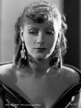 ROMANCE, 1930 directed by CLARENCE BROWN Greta Garbo (b/w photo)