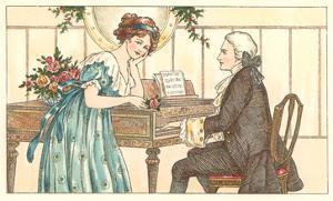 Romance at the Clavier