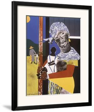 Come Sunday by Romare Bearden
