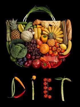 Diet Handbag by Romario Ien