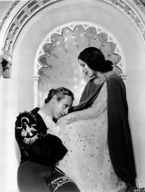 Romeo and Juliet, Norma Shearer, Leslie Howard, 1936