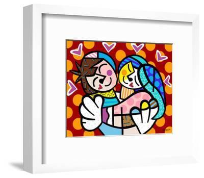 Embrace by Romero Britto