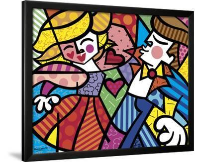 Swing by Romero Britto