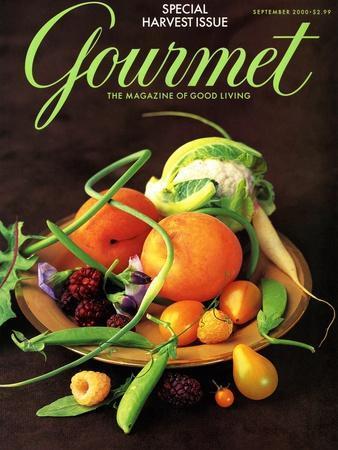 Gourmet Cover - September 2000