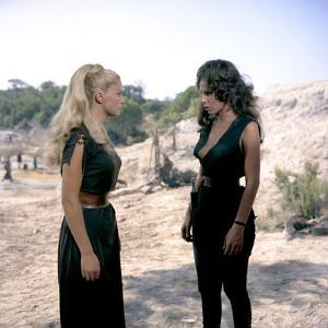 Romulus and Remus DUEL OF THE TITANS (aka ROMOLO E REMO) by Sergio Corbucci with Virna Lisi and Orn
