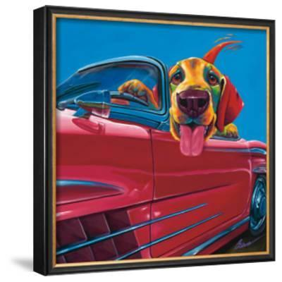 Dog About Town by Ron Burns