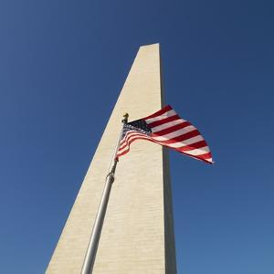 Washington Monument by Ron Chapple