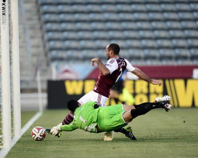 2014 MLS U.S. Open Cup: Jun 17, Orlando City FC vs Colorado Rapids - Nick LaBrocca