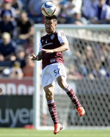 MLS: New York City FC at Colorado Rapids by Ron Chenoy