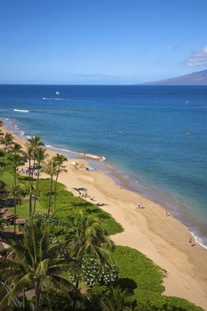 Kaanapali Beach, Maui, Hawaii by Ron Dahlquist