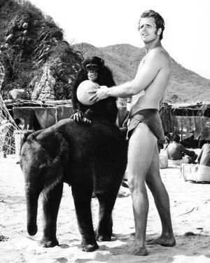 Ron Ely - Tarzan