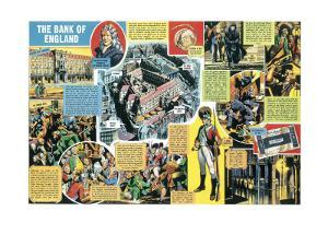 The Bank of England by Ron Embleton