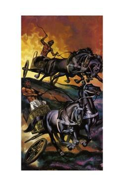The War of the Gods by Ron Embleton