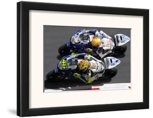 Valentino Rossi, Side by Side by Ron Fisher