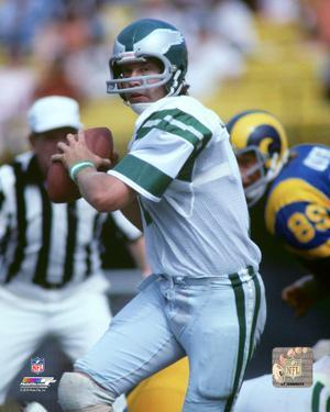 Ron Jaworski 1977 Action