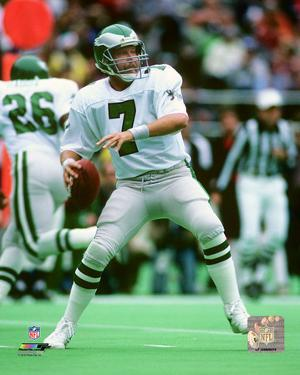 Ron Jaworski 1985 Action