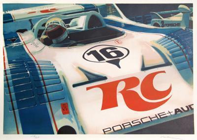Porsche by Ron Kleemann