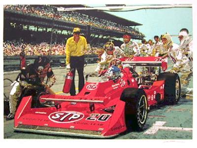 Red Formula by Ron Kleemann