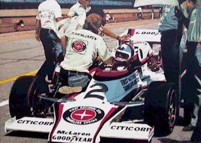 Team McLaren by Ron Kleemann