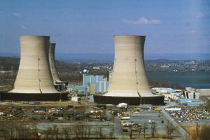 Nuclear Power Plant by Ron Kuntz