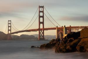 Golden Gate Bridge by Ron Langager