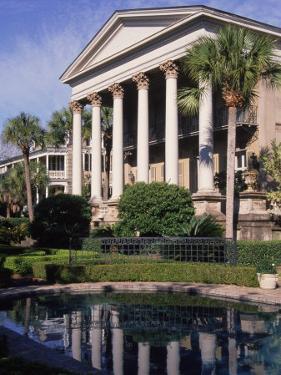 Antebellum House, Charleston, SC by Ron Rocz