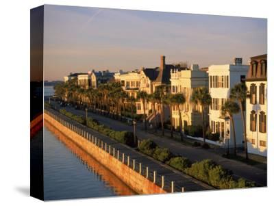 Historic Houses on Harbor, Charleston, SC by Ron Rocz