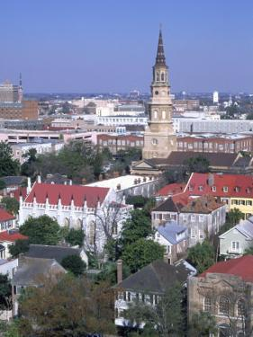 View of Historic District, Charleston, SC by Ron Rocz