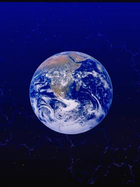 Earth from Space by Ron Russell