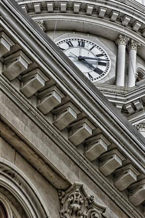 Building Detail: Tippecanoe County Courthouse, Lafayette, Indiana