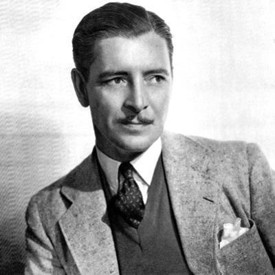 Ronald Colman, English Actor, 1934-1935