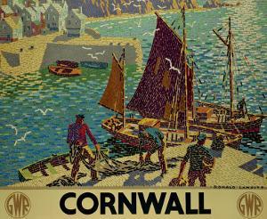 Cornwall by Ronald Lampitt