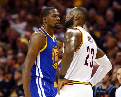 2017 NBA Finals - Game Three by Ronald Martinez