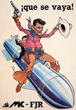 Ronald Reagan on Missile