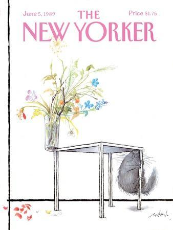 The New Yorker Cover - June 5, 1989
