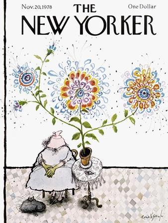 The New Yorker Cover - November 20, 1978