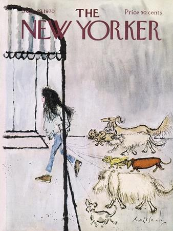 The New Yorker Cover - September 19, 1970
