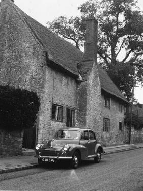 Morris Minor by Ronald Startup