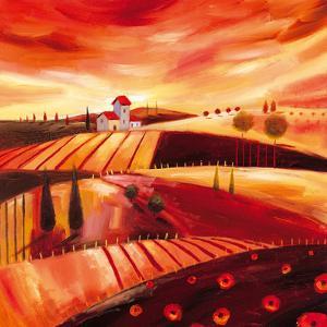 Tuscany IV by Ronald Sweeney