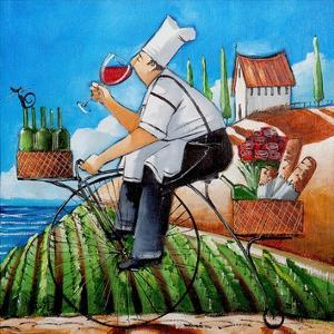 Chef's Delivery by Ronald West