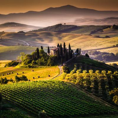 Tuscany, Italy - Landscape by ronnybas