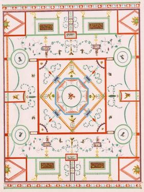 Roof Pattern, Pompeii