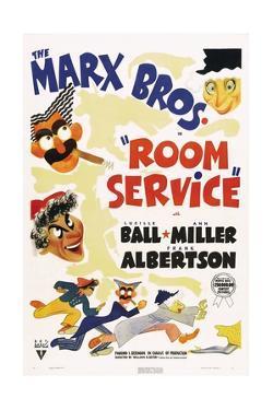 Room Service, 1938