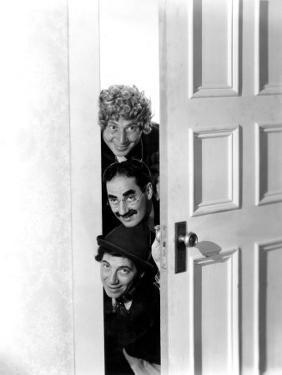 Room Service, Harpo Marx, Groucho Marx, Chico Marx, 1938
