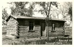 Roosevelt Cabin, Bismarck, North Dakota