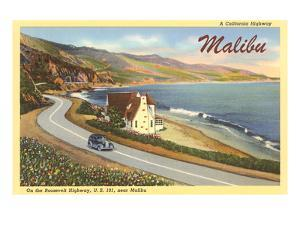 Roosevelt Highway, Malibu, California