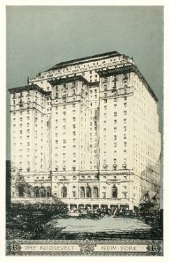 Roosevelt Hotel, New York City