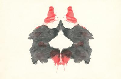 Rorschach Test Pattern