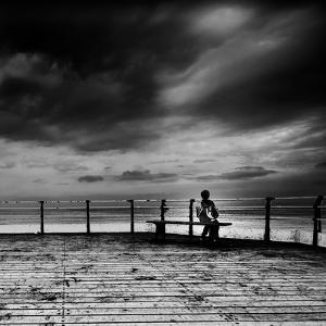 Boy Lost in Thought by Rory Garforth