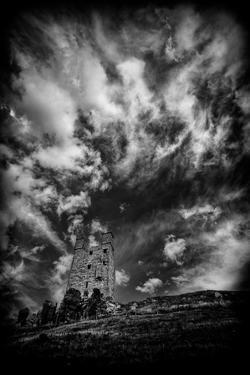 Dunstanburgh Castle, by Rory Garforth